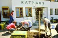 Rathaus 1987